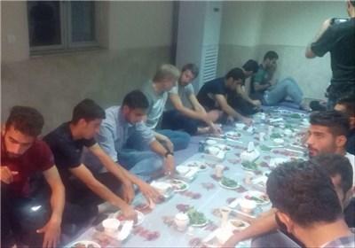 عکس : افطاری برانکو به بازیکنان پرسپولیس