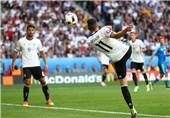 گزارش تصویری بازی آلمان - اسلواکی