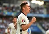 دراکسلر، بهترین بازیکن بازی آلمان و استرالیا