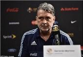 مارتینو از سرمربیگری تیم ملی آرژانتین استعفا داد