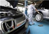 هوندا برای 900 هزار خودروی ون فراخوان رفع عیب صادر کرد