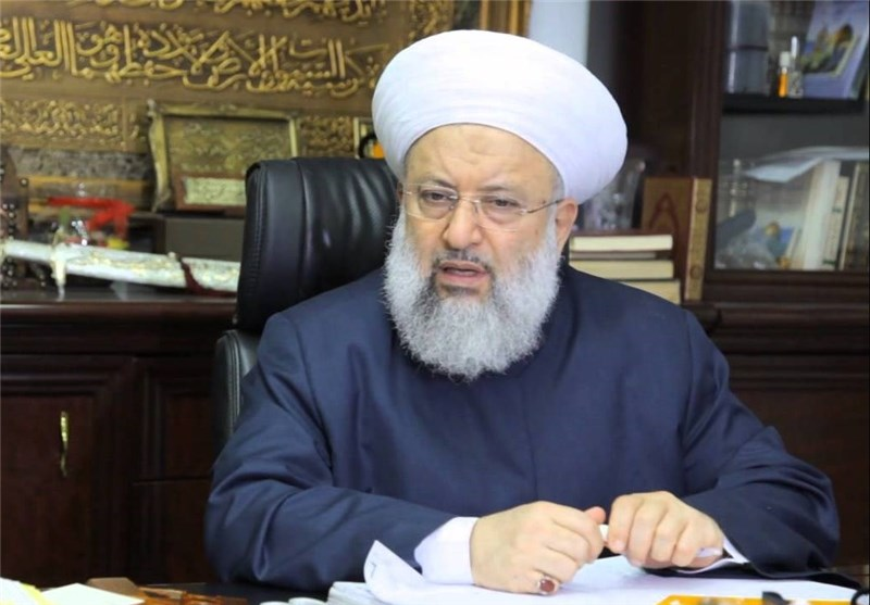 Lebanese Cleric Warns of Plot to Sideline Issue of Palestine