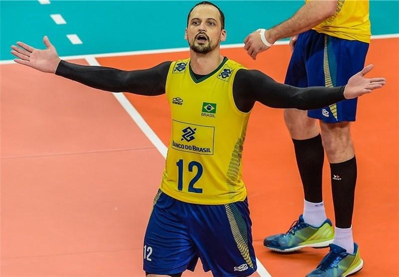 «لیپه» از تیم ملی والیبال برزیل خداحافظی کرد