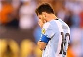 مسی در جام جهانی 2018 روسیه بازی خواهد کرد