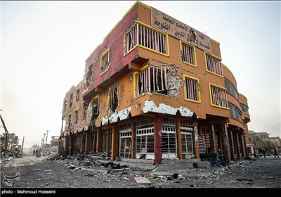 Iraq's Fallujah after Liberation