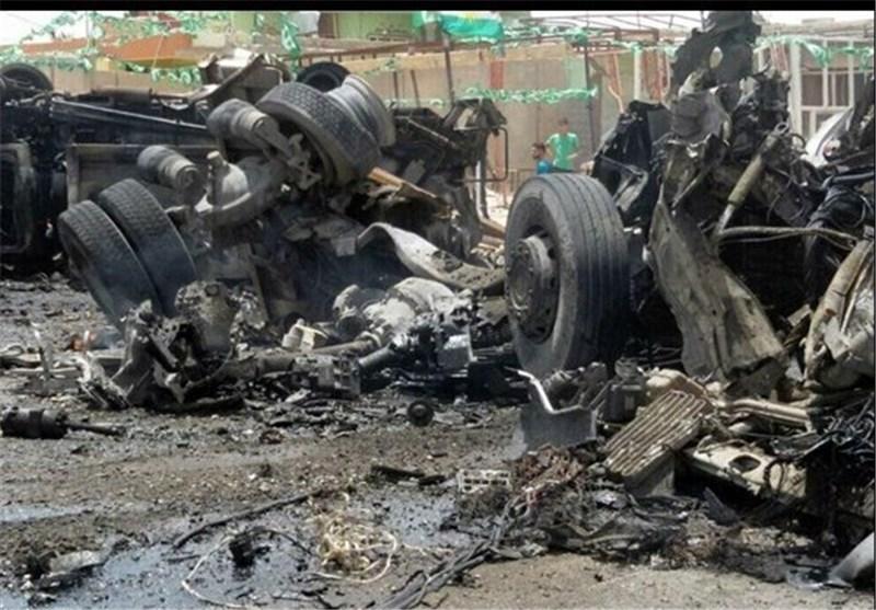 حمله در بغداد بمب گذاری بغداد حمله داعش عراق