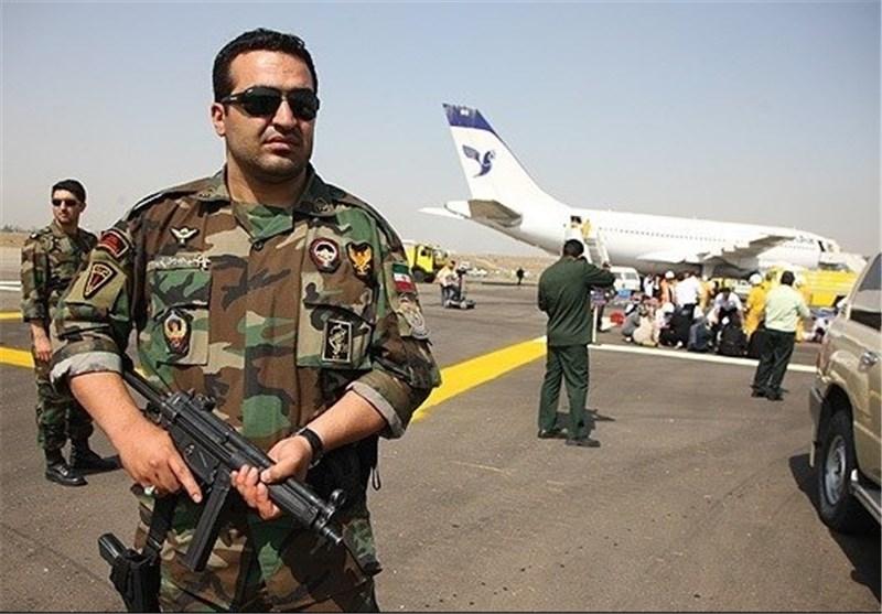 Iran Delays Flight over Security