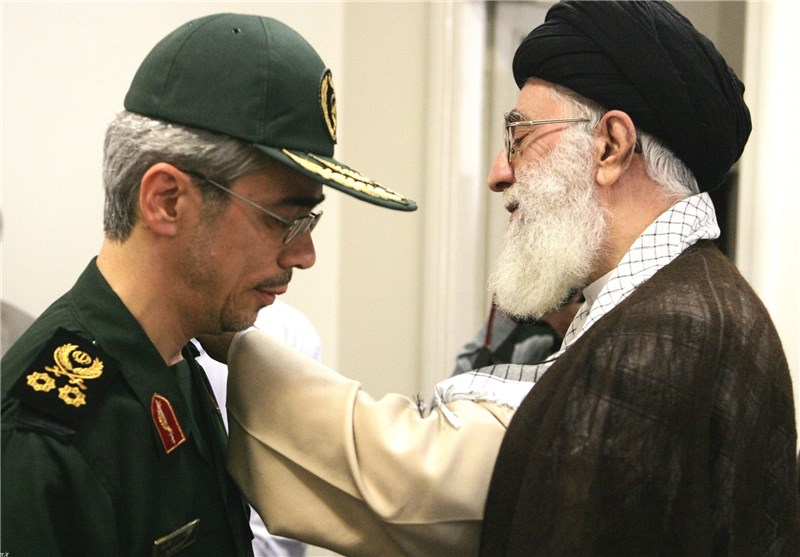 Leader Appoints New Chief of Staff of Iran's Armed Forces