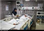 مراسم احیای شب بیست و سوم رمضان در بیمارستان نمازی و شهید رجایی شیراز