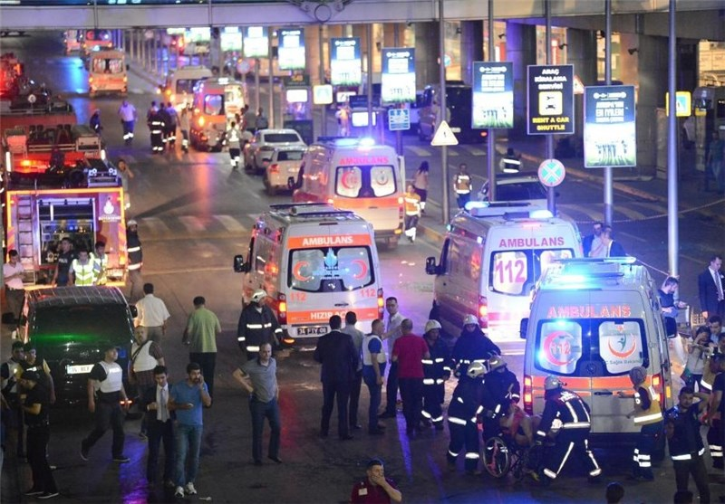 Iran Condemns Deadly Terrorist Attack on Turkish Airport