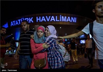 Atatürk Havalimanın'da Saldırı