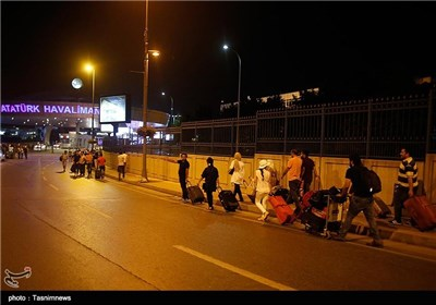 36 قتيلا و150 جريحا في هجمات على مطار أتاتورك باسطنبول