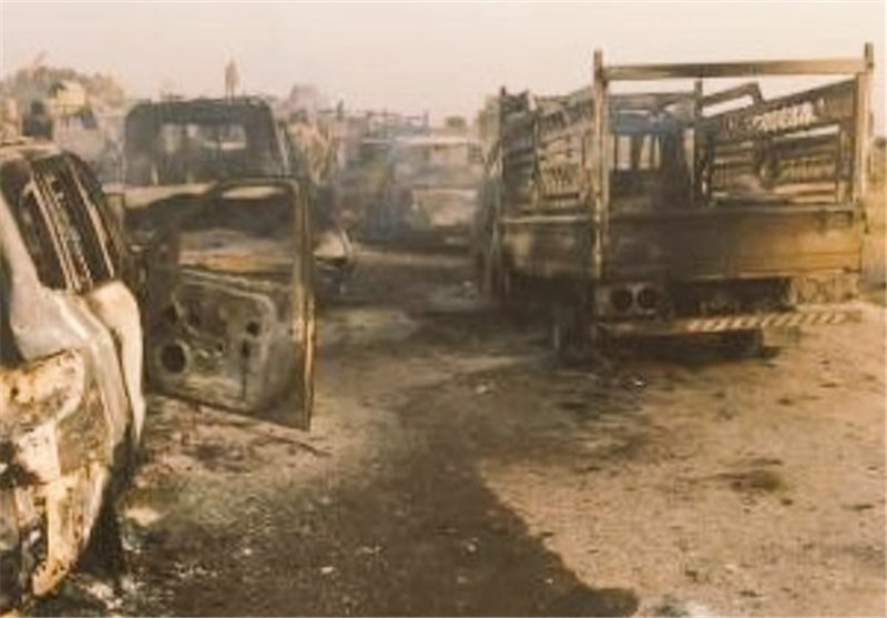 عامریة الفلوجة داعش