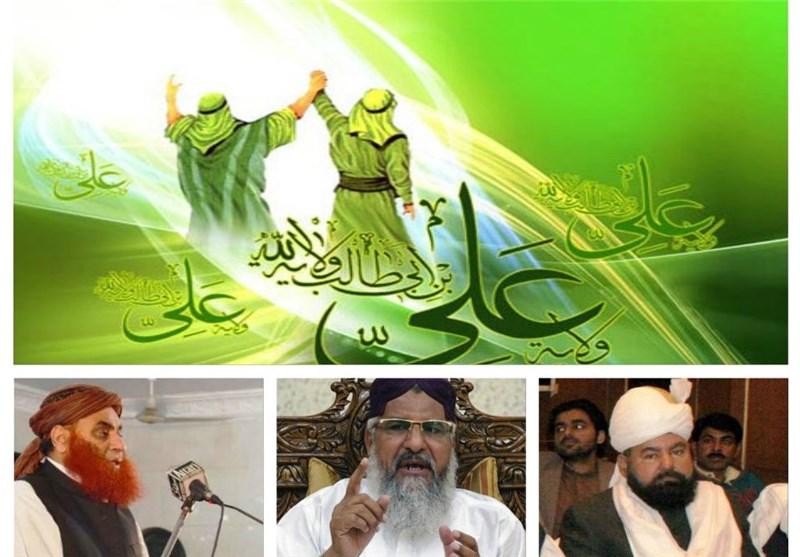 عشق بی پایان شیعیان و اهل سنت پاکستان به امام علی (ع) و رسوایی منافقان