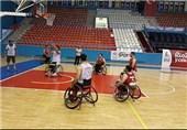 پایان کار تیم بسکتبال با ویلچر ایران در تورنمنت ترکیه با شکست میزبان