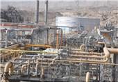"""انتاج 1.6 ملیار متر مکعب من الغاز فی مصفاة """"فجر جم"""""""