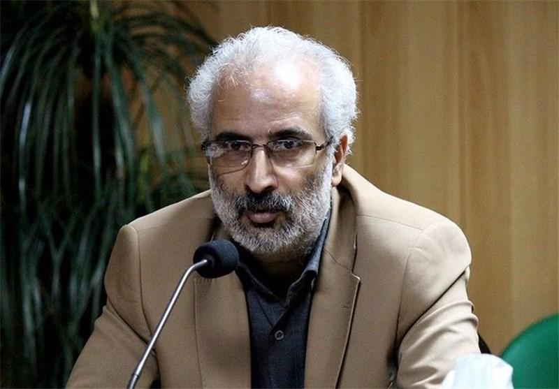 نجف قراچورلو رئیس سازمان جهاد دانشگاهی آذربایجان شرقی
