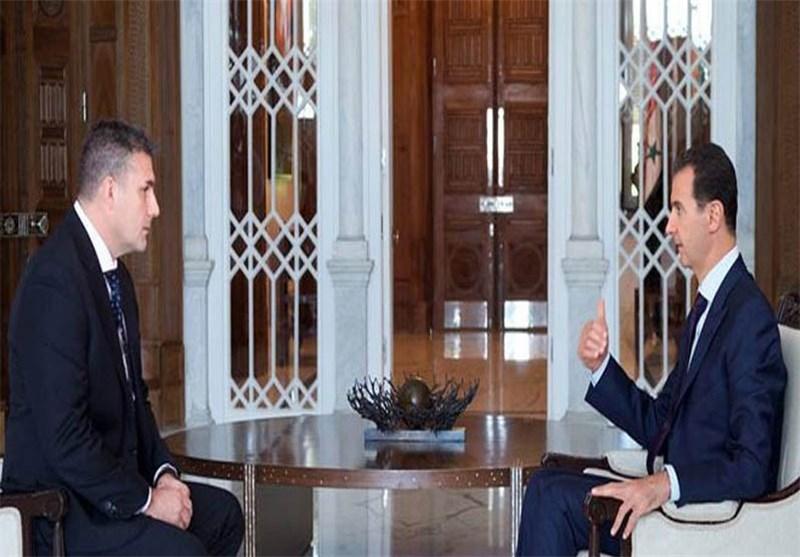 بشار الأسد: یهاجموننا سیاسیا ویتعاملون معنا من تحت الطاولة