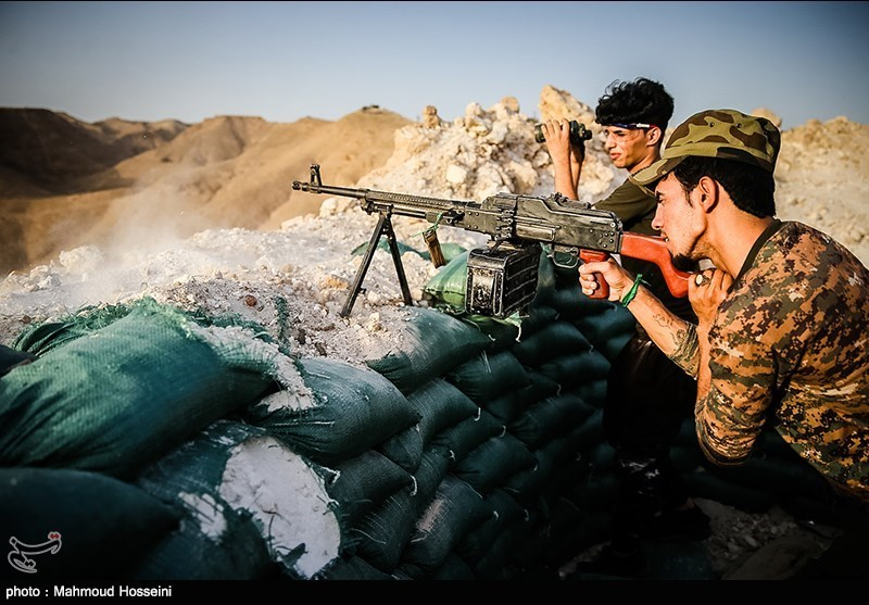 Iraq's Hezbollah Brigades Repulse Daesh Offensive in Tal Afar