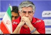 لوزانو : از علاقه ایرانیها به ولاسکو هیجانزده میشوم/ باختیم چون ایتالیاییها خوب سرویس زدند