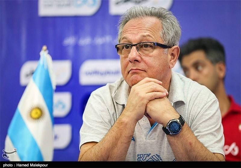 Velasco Encourages Iranians to Beat Coronavirus