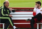 دلبوسکه: استعفایم را به اطلاع همه بازیکنان اسپانیا رساندم به غیر از کاسیاس/ او حس بدی به من داشت