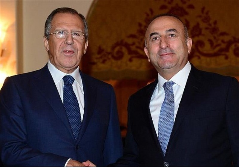 Russian, Turkish Foreign Ministers Meet to Normalize Ties