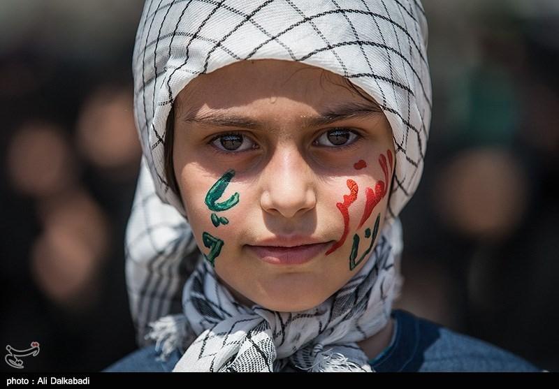 روز قدس تجلی ظلمستیزی گفتمان انقلاب اسلامی