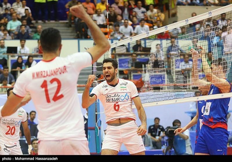 139504120030227498051074 - پیروزی شاگردان لوزانو با شور ایرانی و وزیر خوشقدم/ ضربِ شست ایران چشم صربها را درآورد!