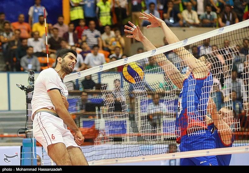 لیگ جهانی والیبال-دیدار ایران و صربستان