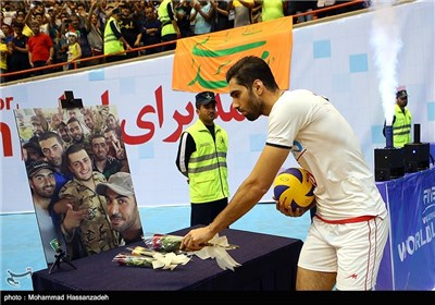 Iran Beats Serbia in Five-Set Thriller at FIVB World League