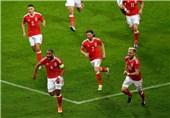 صعود تاریخی ولز به جمع 4 تیم برتر با شکست بلژیک