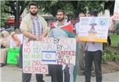 Amerika'nın Kalbinde Kudüs Günü Protestoları