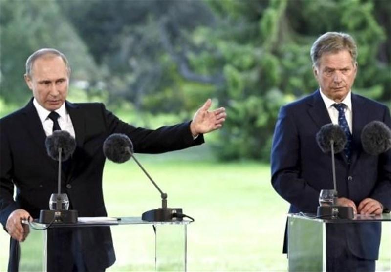 هشدار پوتین نسبت به پیوستن فنلاند به سازمان ناتو