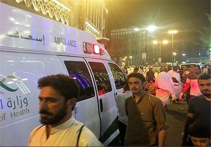 باز هم حادثه تلخ ازدحام عمرهگزاران در مکه/ 18 حاجی دچار خفگی شدند