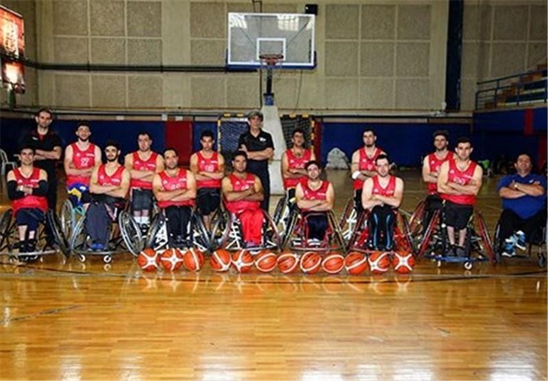 تیم ملی بسکتبال با ویلچر