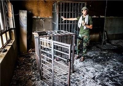 أقفاص داعش والتعذیب بالکهرباء