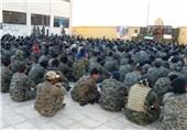 حضور متفاوت رزمندگان فاطمیون به مناسبت روز جهانی قدس در حلب + عکس