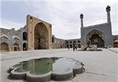 مسجد جامع عتیق اصفهان