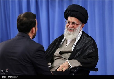 Leader Ayatollah Khamenei Receives Iranian University Students