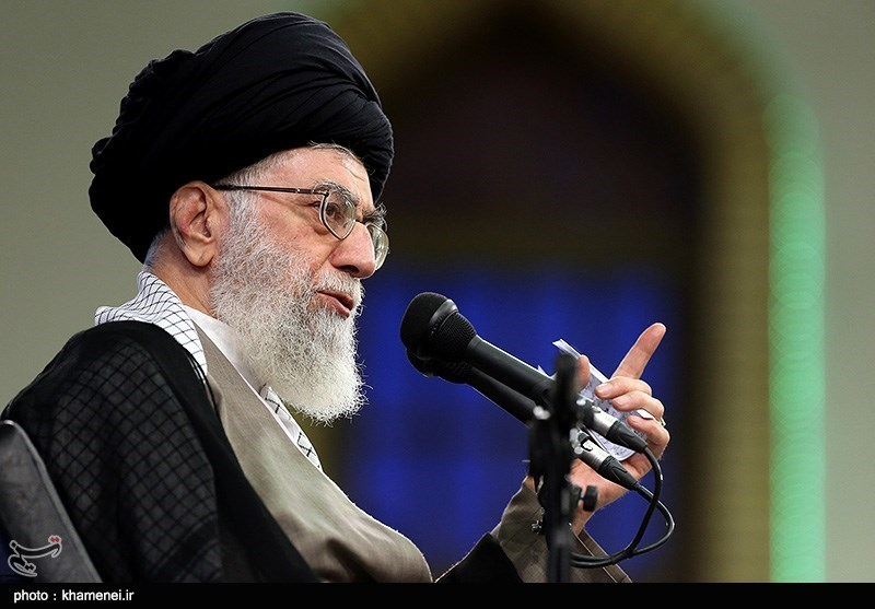 Leader: Enemies Targeting Identity of Iran's Islamic Establishment