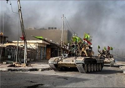 معنویات عالیة لدى القوات العراقیة والانظار متجهة نحو الموصل