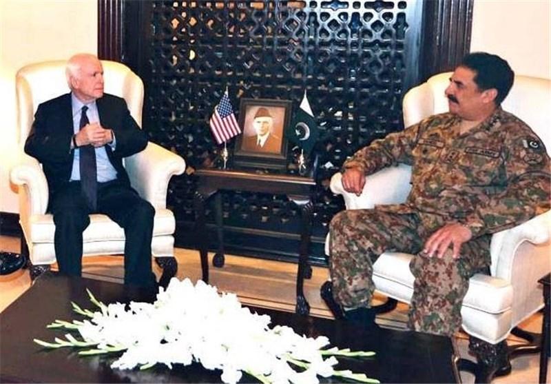 مستحکم افغانستان، پاکستان کے مفاد میں ہے، آرمی چیف
