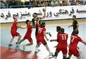 رقابتهای هندبال نوجوانان منطقه 4 کشور در کرمانشاه برگزار میشود