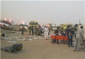 Over A Dozen Pilgrims Die in Bus Overturn in Saudi Arabia