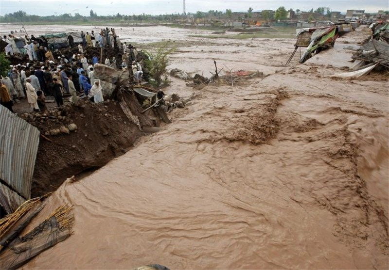 Pakistan Issues Flash Flood Warning as Monsoon Rains Kill 7
