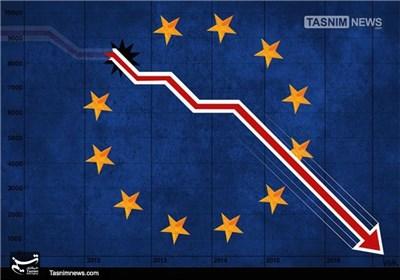کاریکاتور/ اتحادیه اروپا در معرض فروپاشی