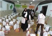 بوشهر|بستههای مواد غذایی بین نیازمند استان بوشهر توزیع شد