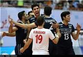 Iran Volleyball Team for Rio 2016 Announced