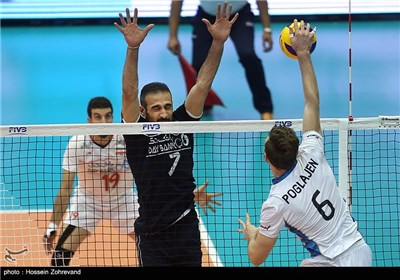 Iran Crushes Argentina at FIVB World League